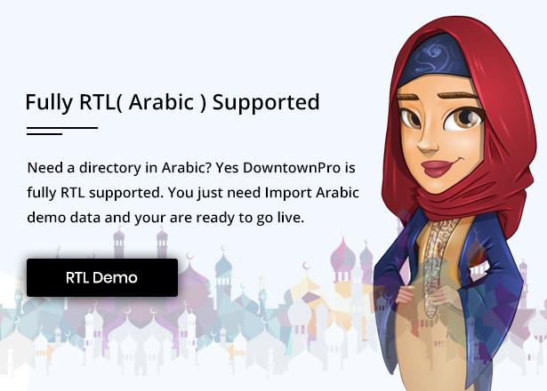 rtl directory theme