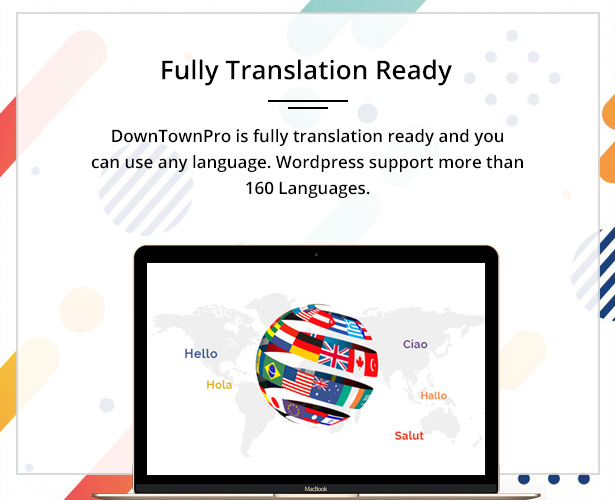 translation ready directory theme